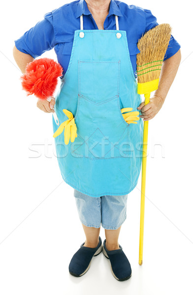 Housekeeping Stock photo © lisafx