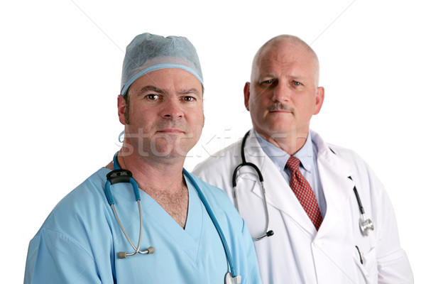 Competent Medical Team Stock photo © lisafx