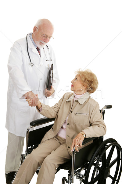 Successful Medical Treatment Stock photo © lisafx