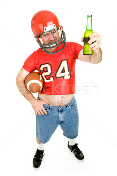 Tipo edad fútbol uniforme Foto stock © lisafx