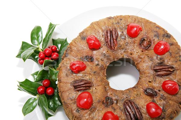 Fruitcake Ring Stock photo © lisafx