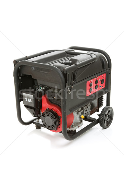 Portable Electric Generator Stock photo © lisafx