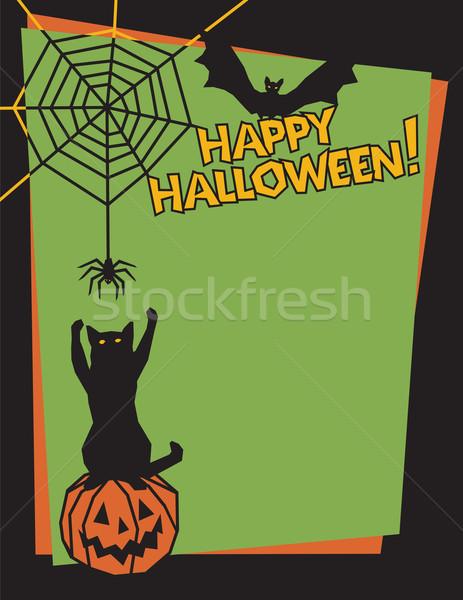 Happy Halloween Stock photo © Lisann