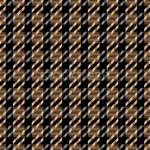 Tweed Texture in Browns Stock photo © Lisann