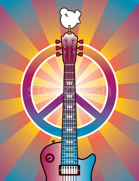Tribute To Woodstock 2 Stock photo © Lisann