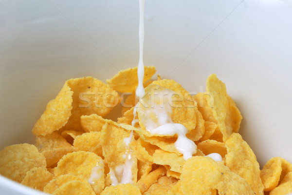 corn flakes Stock photo © LIstvan