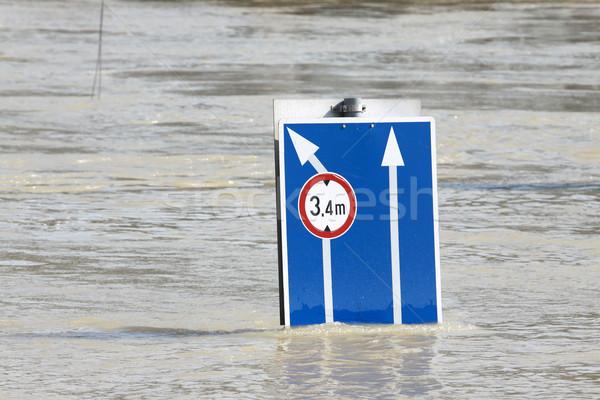 flood Stock photo © LIstvan