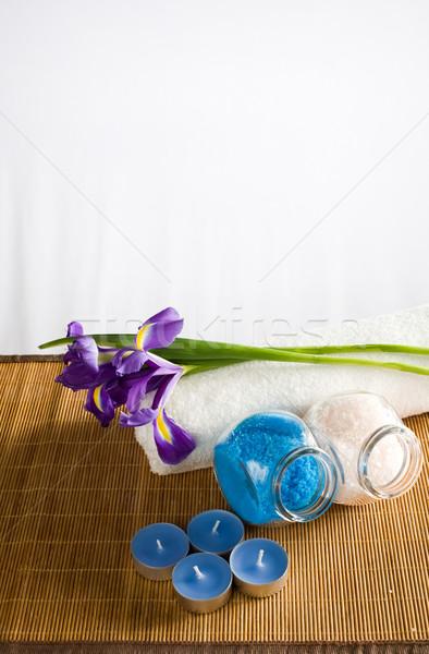 Wellness spa still ife. Stock photo © lithian