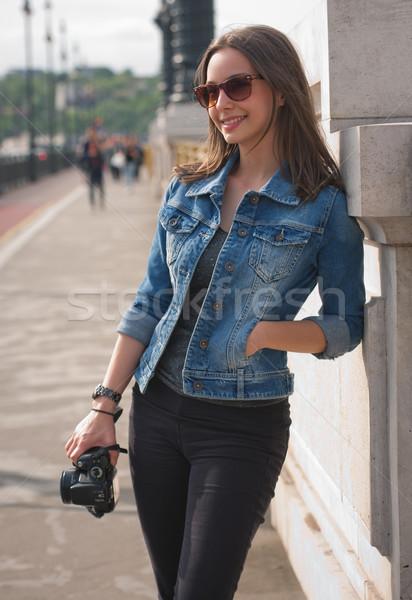 Photography fun. Stock photo © lithian