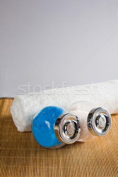 Natürmort az spa bo Stok fotoğraf © lithian