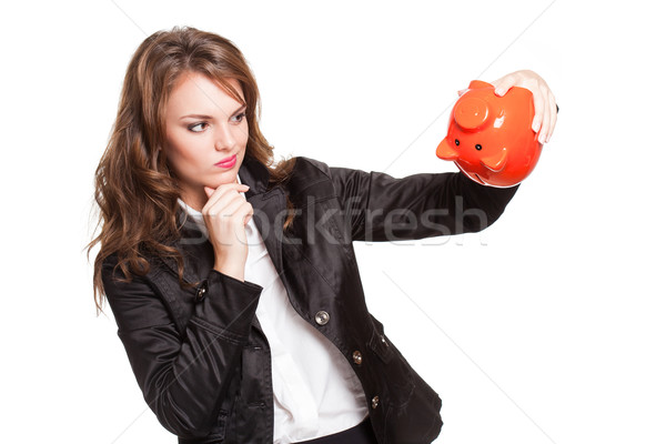 Save a few pennies... Stock photo © lithian