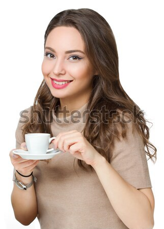 Gourmet coffee. Stock photo © lithian