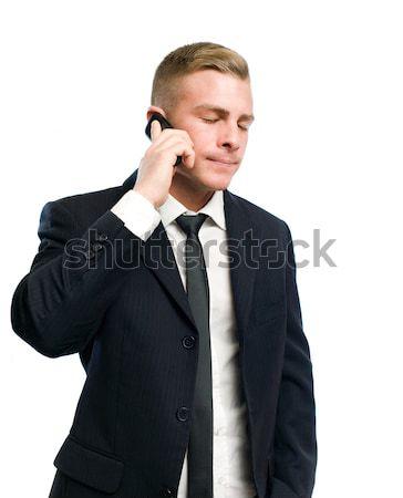 Just got sacked. Stock photo © lithian