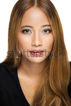 South asian beauty. Stock photo © lithian