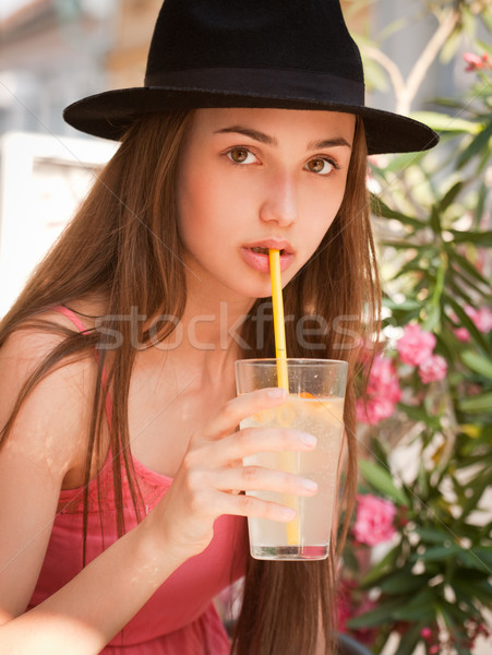 Summer refreshments. Stock photo © lithian