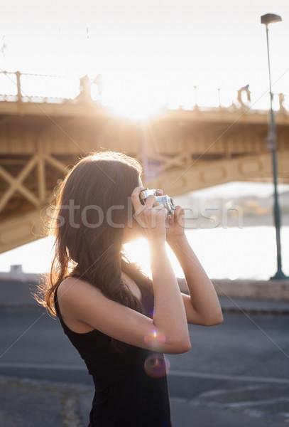 Taking memories home. Stock photo © lithian