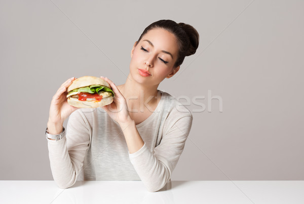 Your diet advice. Stock photo © lithian