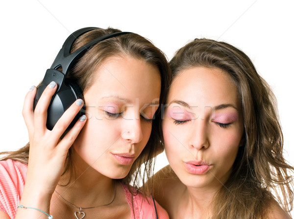 Our favorite tune. Stock photo © lithian