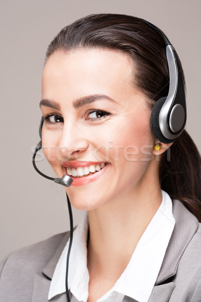 At your service. Stock photo © lithian