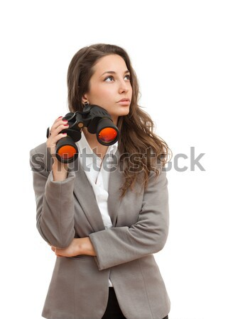 Looking for opportunities. Stock photo © lithian