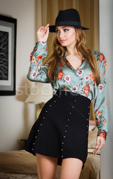 Keeping up with fashion. Stock photo © lithian
