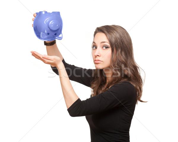 The saver. Stock photo © lithian