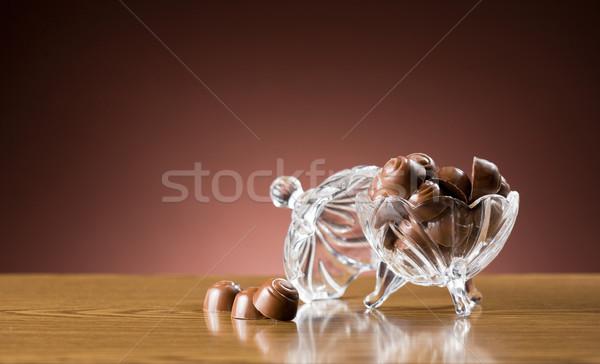 Sweet desserts. Stock photo © lithian