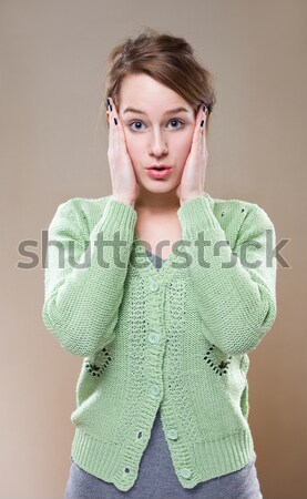 What shpould I do? Stock photo © lithian