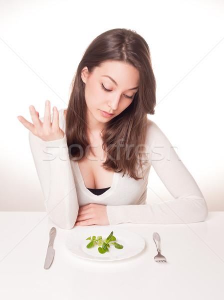 Radical diet. Stock photo © lithian