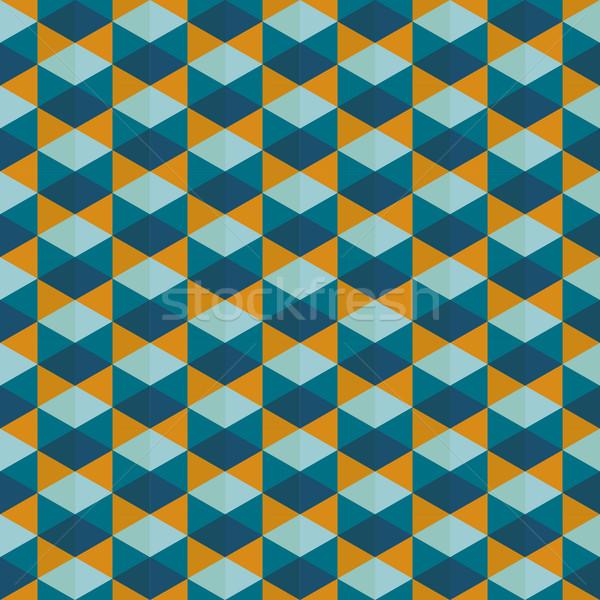 Resumen geométrico colorido espectro patrón fondo Foto stock © LittleCuckoo