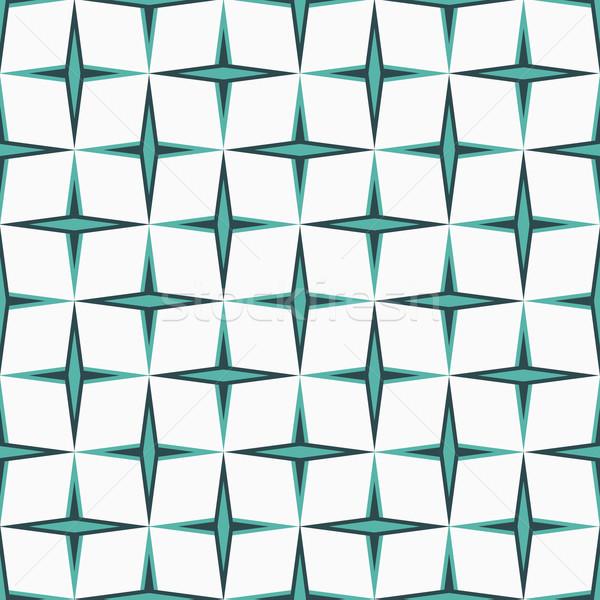 Geometria vetor linhas moda projeto Foto stock © LittleCuckoo