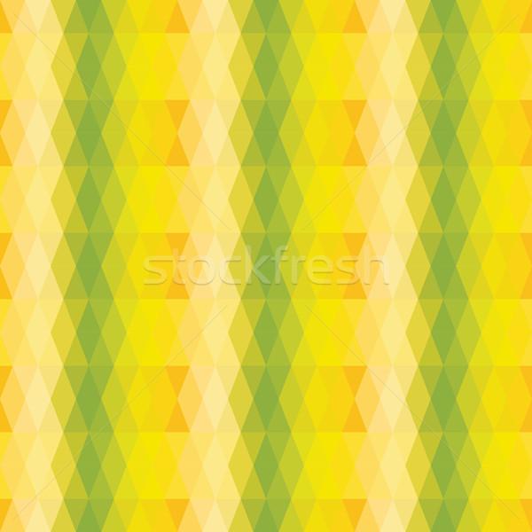 Pattern geometrica colorato forme triangolo texture Foto d'archivio © LittleCuckoo