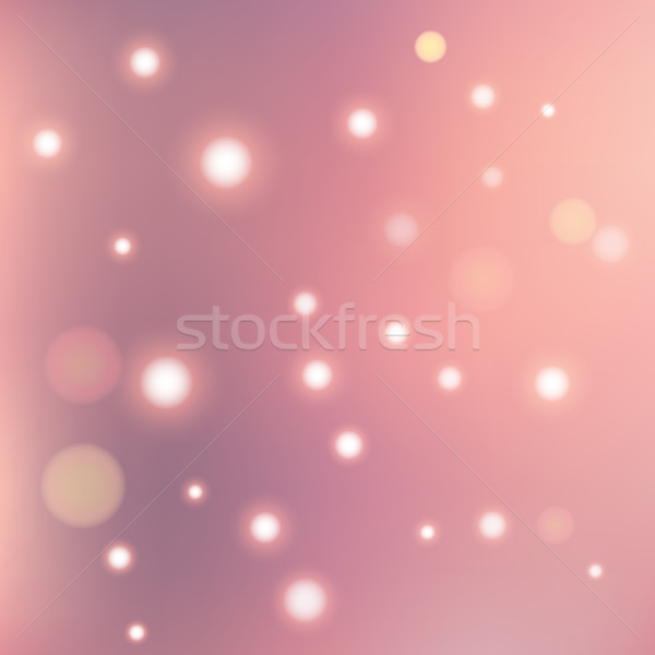 Blur abstract geometrie communie vector Stockfoto © LittleCuckoo