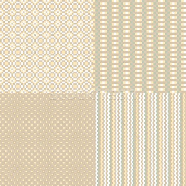abstract pixel neutral background Stock photo © LittleCuckoo