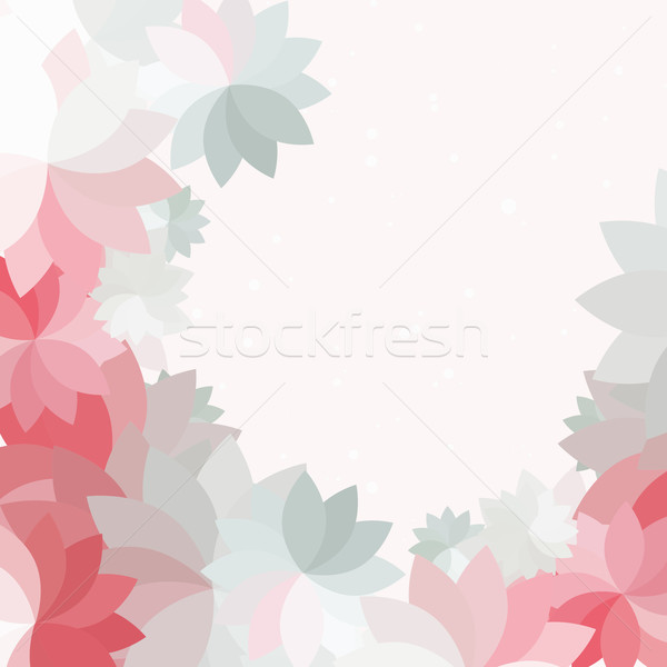 Abstract petal pink flower background Stock photo © LittleCuckoo