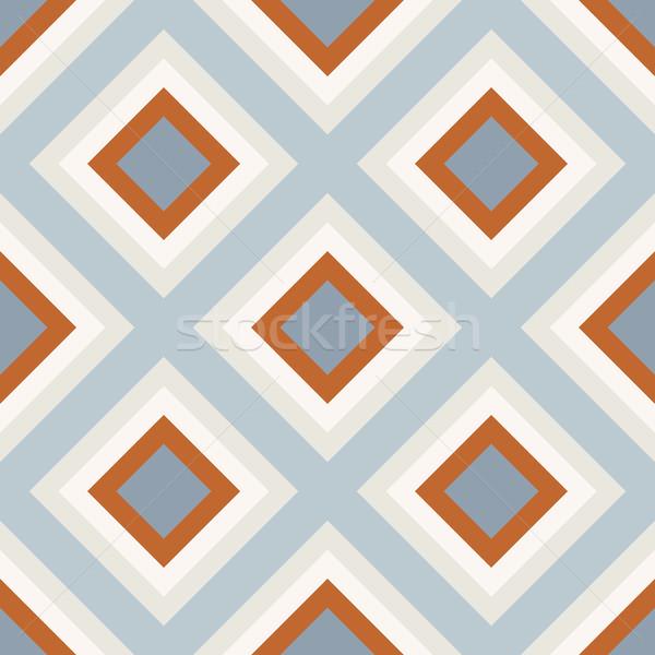Geometrie vector lijnen papier mode Stockfoto © LittleCuckoo