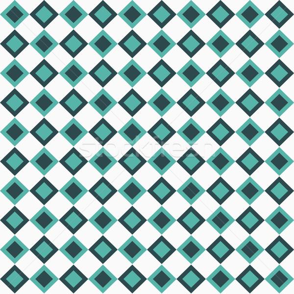 Geometrie vector pleinen papier mode Stockfoto © LittleCuckoo