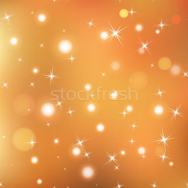 Borrão abstrato geometria brilhante elementos vetor Foto stock © LittleCuckoo