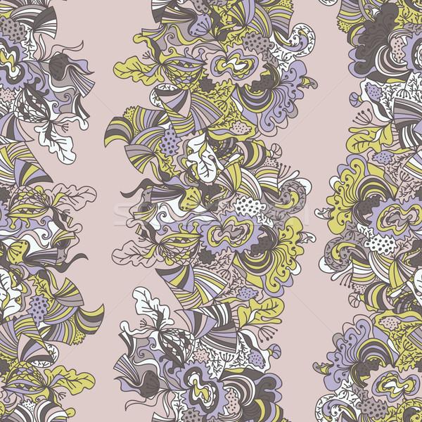 ストックフォト: 抽象的な · シームレス · パターン · 表面 · テクスチャ · フル