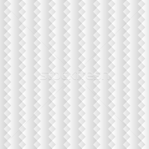 Stockfoto: Witte · geometrisch · patroon · achtergrond · papier · abstract · licht