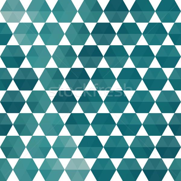 Disegno geometrico completo colore senza soluzione di continuità texture banner Foto d'archivio © LittleCuckoo