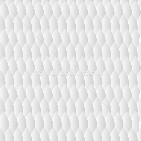 white geometric pattern with triangle Stock photo © LittleCuckoo