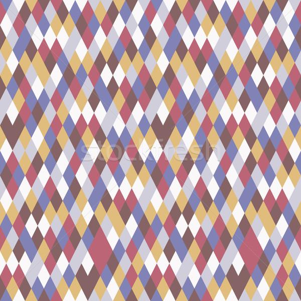 Géométrie vecteur papier design fond Photo stock © LittleCuckoo