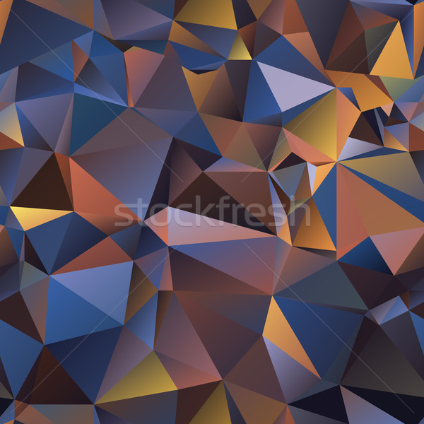 Triangle gradient illusion volume résumé Photo stock © LittleCuckoo