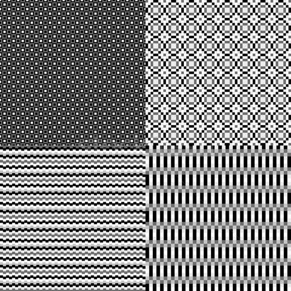 pixel monochrome abstract neutral background Stock photo © LittleCuckoo