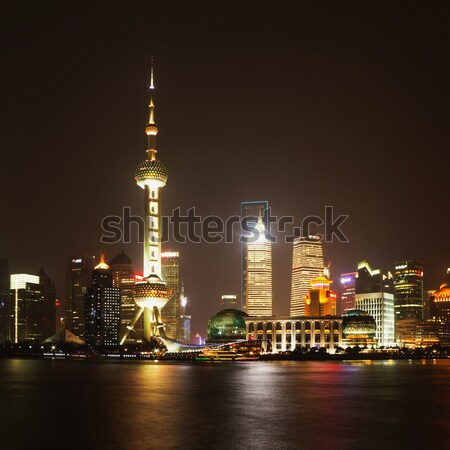 shanghai Stock photo © liufuyu