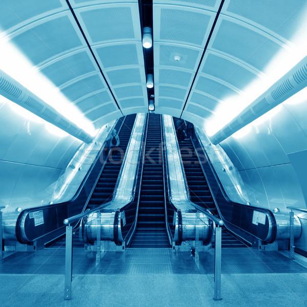 Internazionali aeroporto ufficio costruzione città abstract Foto d'archivio © liufuyu