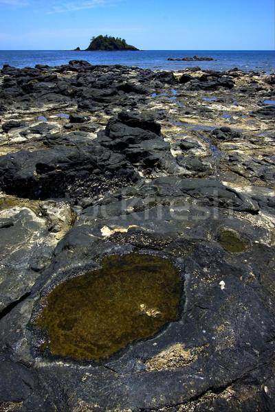 nosy be ,andilana beach , madagascar  Stock photo © lkpro