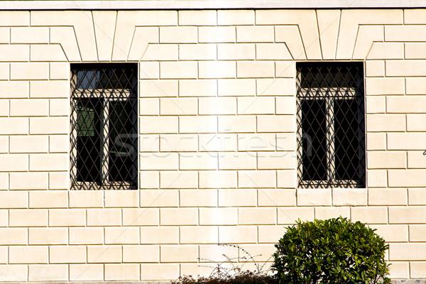 Obturador Europa Italia edad ventana Foto stock © lkpro