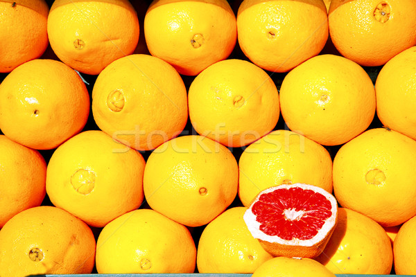 orange fruit  texture in   Stock photo © lkpro